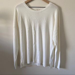 NWT A New Day White Sweater